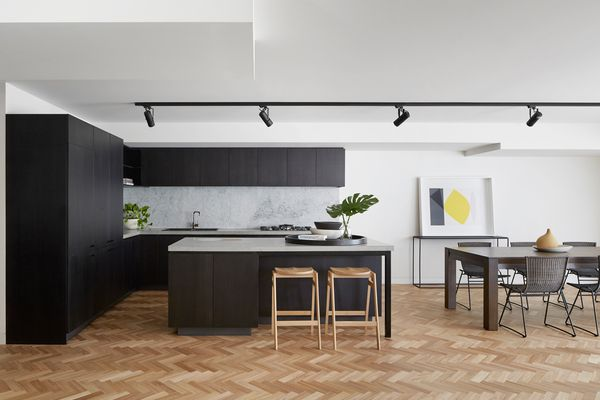 The QV8 apartments designed by Breathe Architecture.