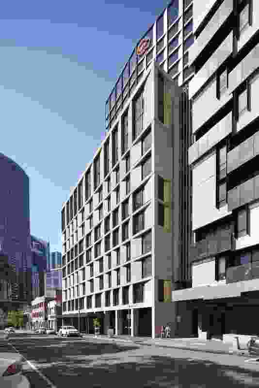 Iglu Franklin Street – Bates Smart