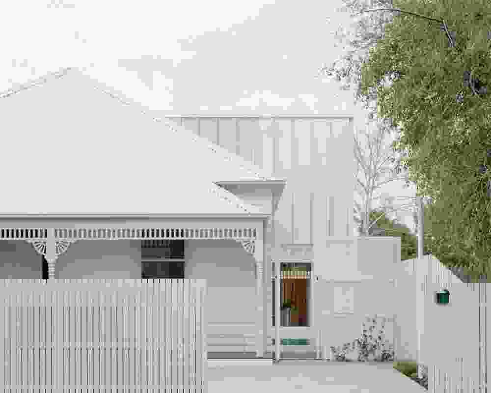 Richmond House by Studio Bright.