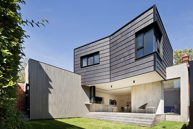 The Shingle House (Vic) by Clare Cousins Architects.