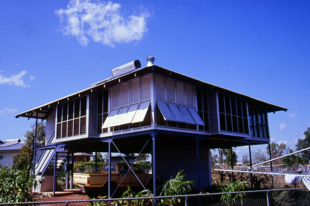 Tropical House (also called Troppo Type 5), Palmerston, NT, 1990.