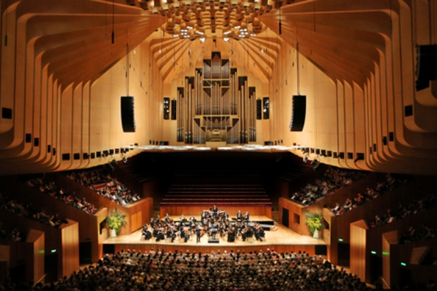 Arm Appointed To Redesign Soh Concert Hall Architectureau