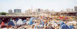 Lagos/Koolhaas, 2002. Director Bregtje van der Haak, the Netherlands.