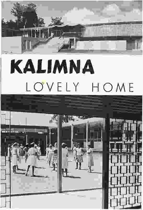 Kalimna: Lovely Home pamphlet cover.