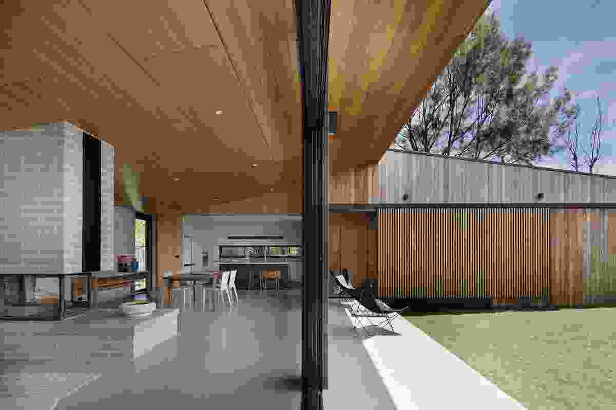 Hover House (Vic) by Bower Architecture.
