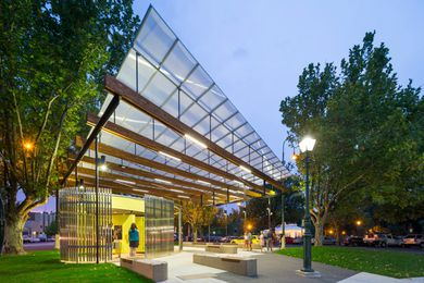 Howard Place, Bendigo, by Williams Boag Architects.