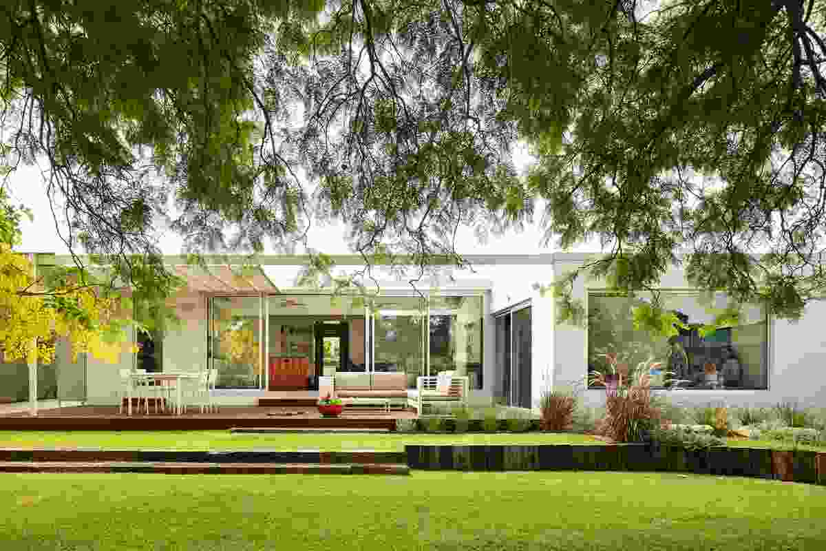 Monash Avenue by Officer Woods Architects.