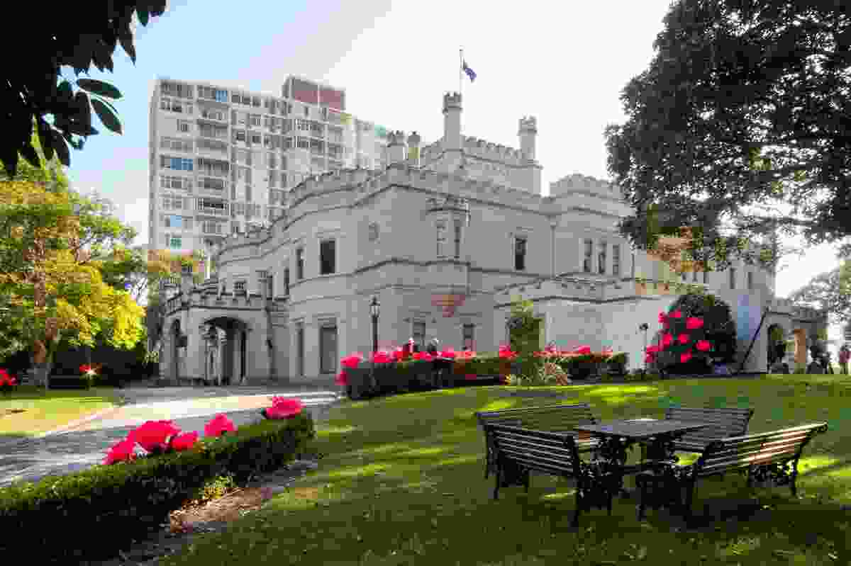Lachlan Macquarie Award for Heritage Architecture – Restoration of Swifts by Clive Lucas Stapleton and Partners.