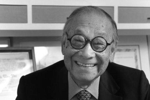 I. M. Pei dies at 102
