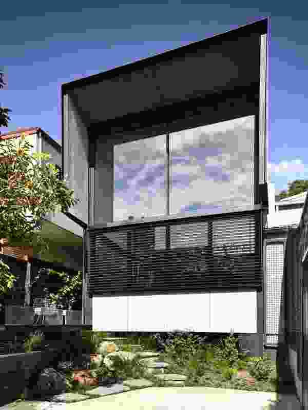 North Melbourne Terrace by Eldridge Anderson Architects.