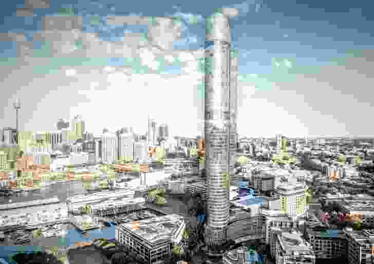 """The proposed tower at the Star Sydney by FJMT was deemed """"not in the public interest."""""""