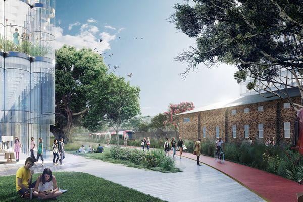 Indicative image of University of Sydney Parramatta/Westmead campus.