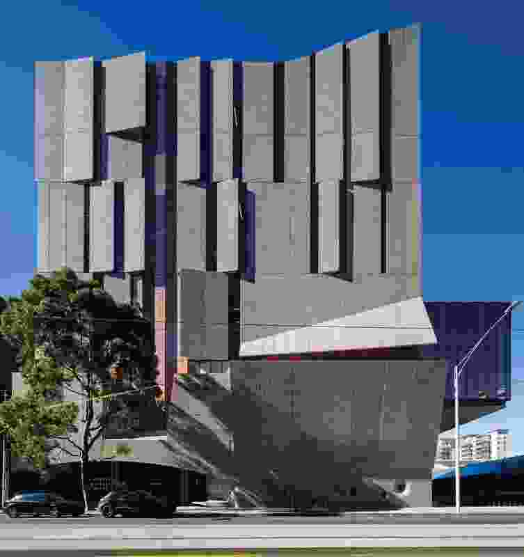 Ian Potter Southbank Centre, University of Melbourne (2019).