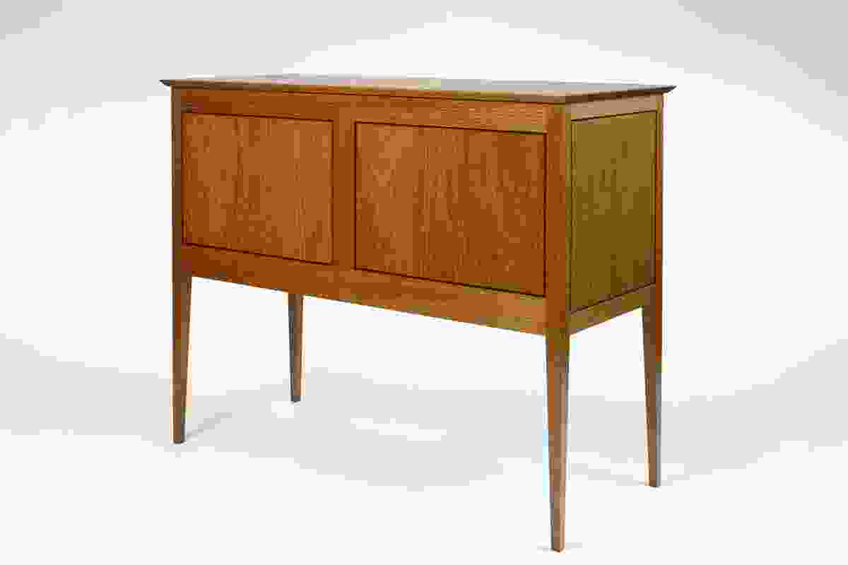 Elswick sideboard by Paul Nicholson.