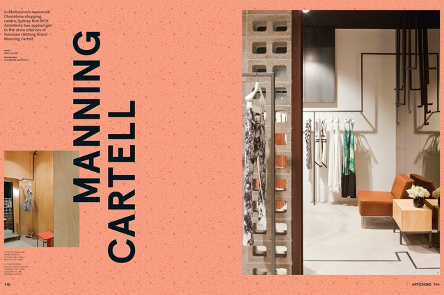 Manning Cartell by MCK Architects.