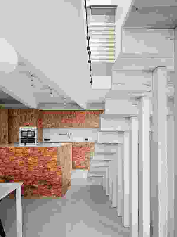 Colour in Residential Design – Cubby House by Edwards Moore.