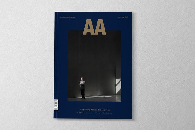 <i>Architecture Australia</i> July/August 2018.