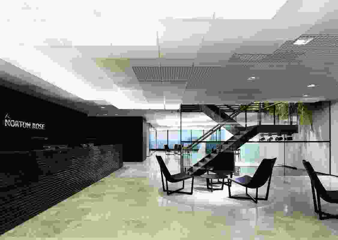 Norton Rose Brisbane – Carr Design Group.