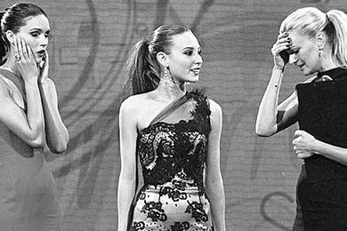 In 2010, Sarah Murdoch announced the wrong winner on Australia's Next Top Model.