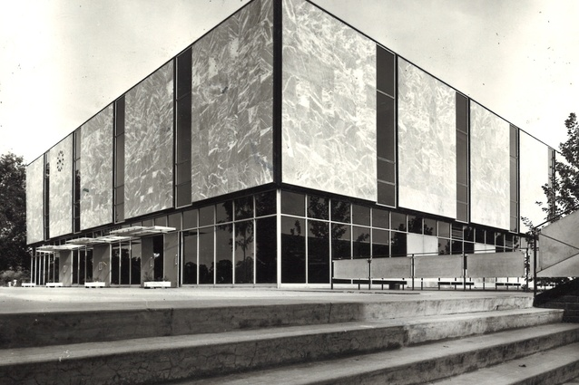 Prince Alfred College, Hassell, McConnell and Partners (1963).