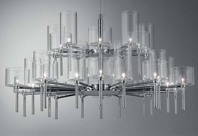 Spillray chandelier.
