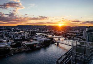 Brisbane River, Brisbane.
