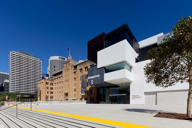 the reimagined museum of contemporary art architectureau