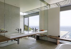 Bathroom of the Clifton House by Steven Isaacs.