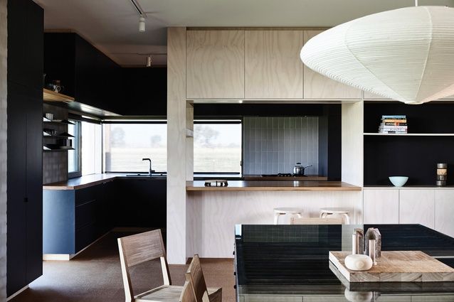 Goulburn Valley House by Rob Kennon Architects.