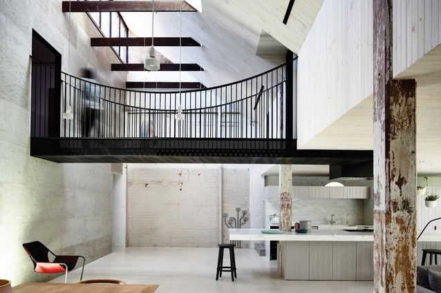 Fitzroy Loft (Vic) by Architects EAT.