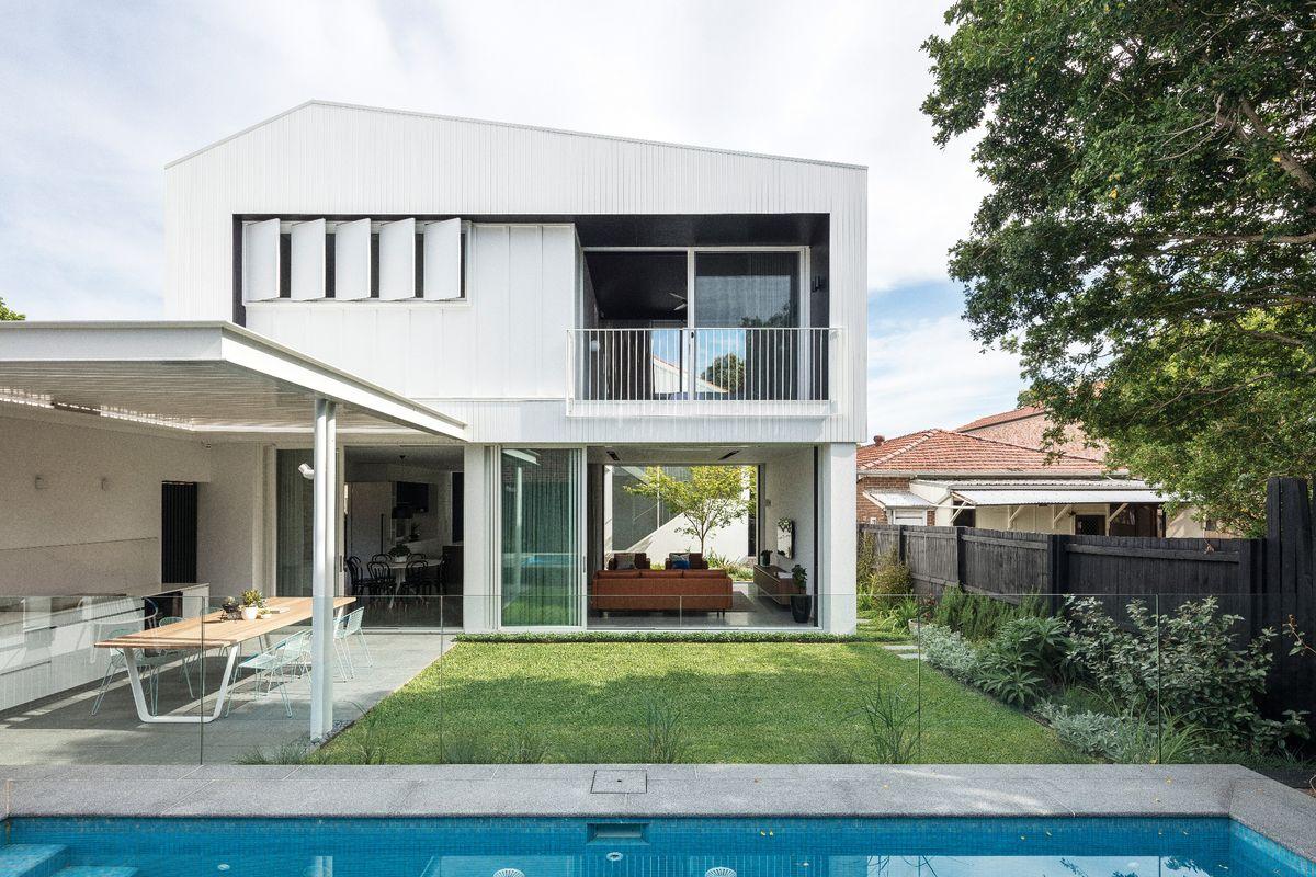 California Dreaming House Howley Architectureau