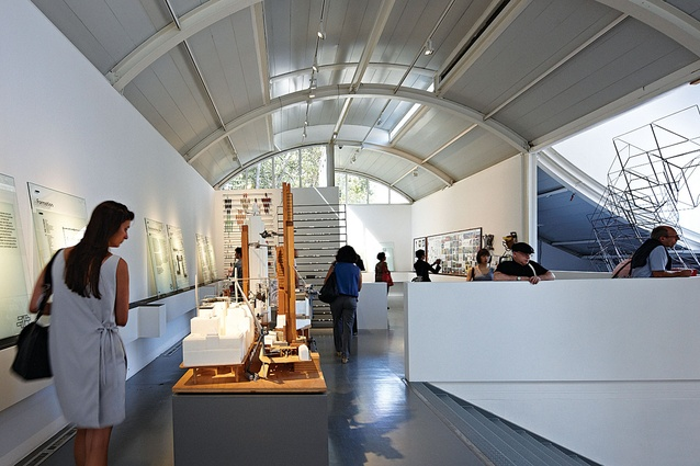 Australia's exhibition, Formations, for the 2012 Venice Architecture Biennale, curated by Anthony Burke and Gerard Reinmuth.