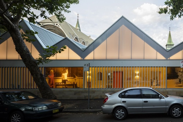 UTS Blackfriars Children's Centre by DJRD and Lacoste and Stevenson Architects in Association, Education Finalist.