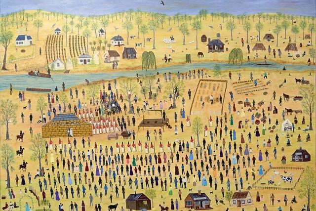 Colony: Frontier Wars, Colony: Australia: 1770-1861