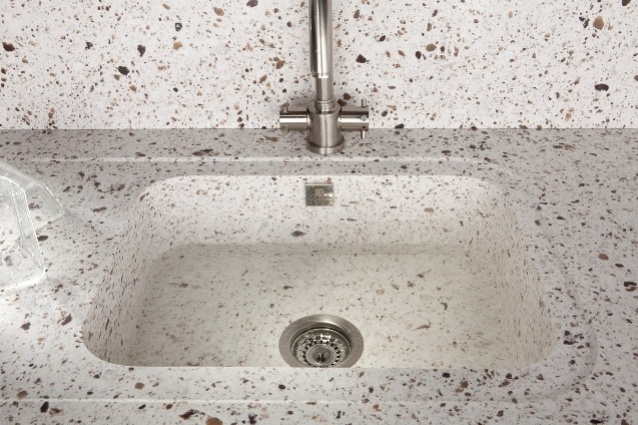 Cosentino launches due sink architectureau for Silestone sink reviews