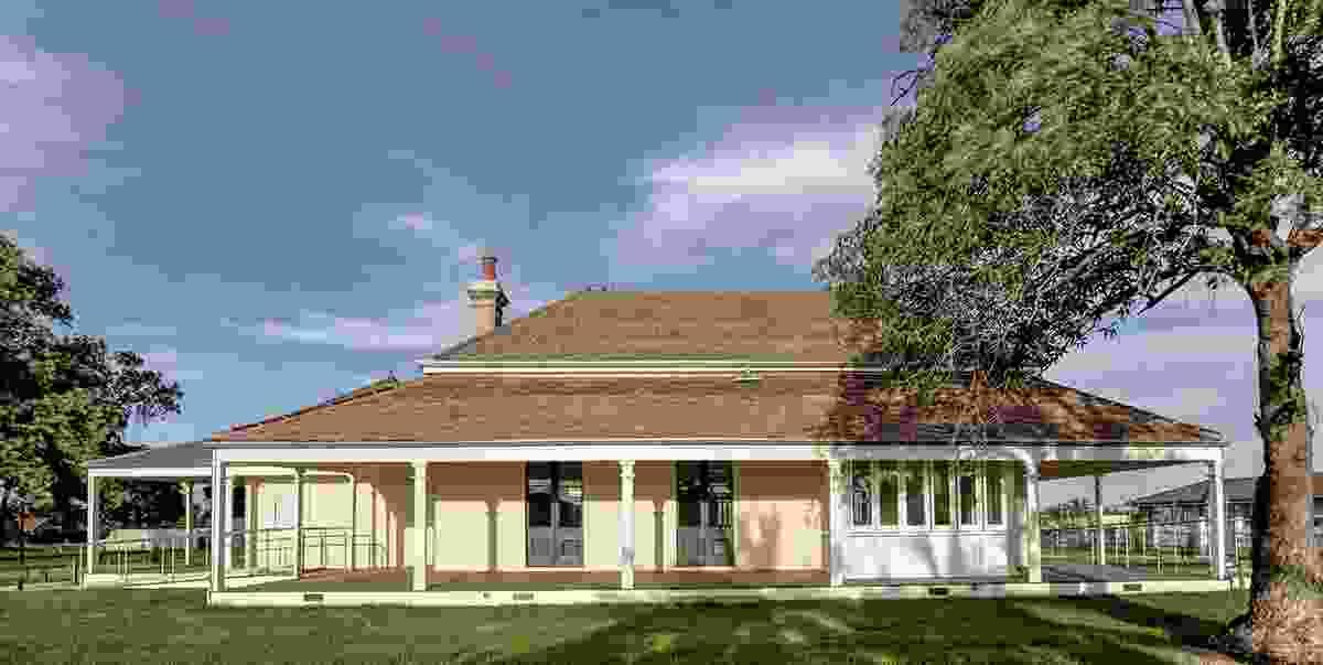 Woodstock House by Tropman and Tropman Architects (Tasman Storey- Design Principal).