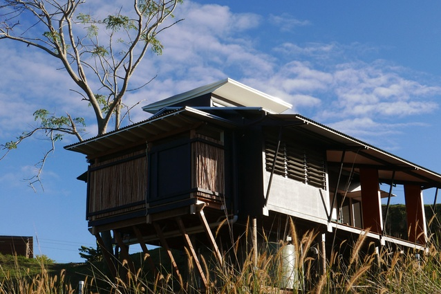 Pak Shak, Fiji by Chris Cole Architect.
