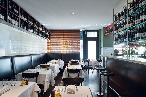 Il Bacaro by Chris Connell Design