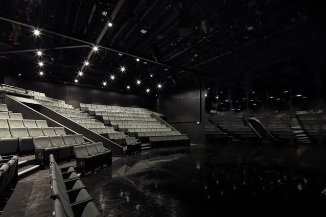 Bille Brown Theatre by Conrad Gargett.
