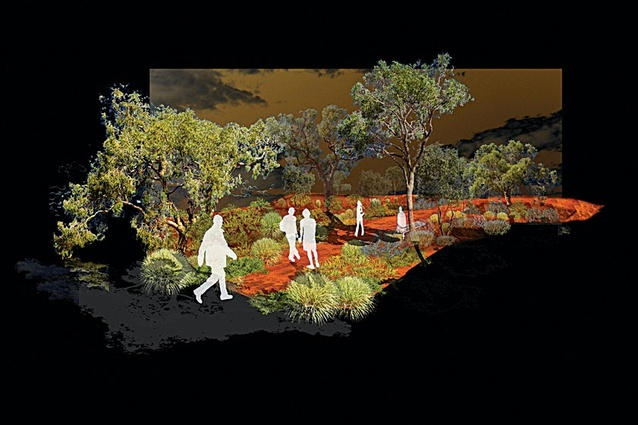 Student proposal: Ben Proudfoot's Ethnobotanical Garden proposition.