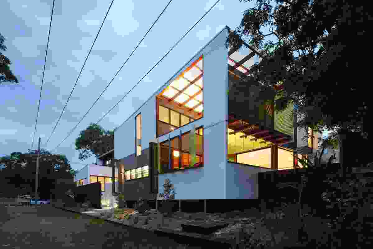 Mooloomba House by Shaun Lockyer Architects.