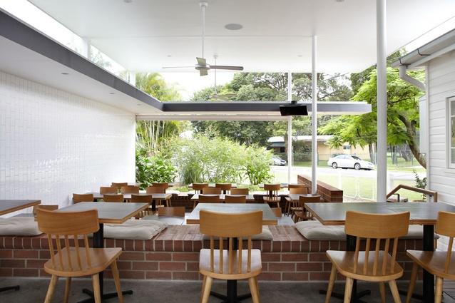 Corner Store Cafe by Richards & Spence.