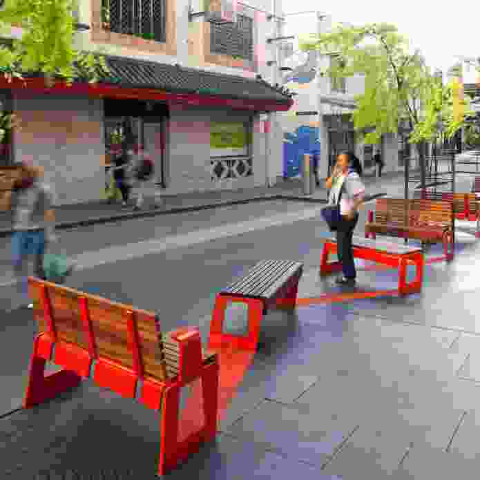 Sydney Laneway Upgrades by Aspect Studios with the City of Sydney Council.