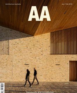 Architecture Australia, January 2019