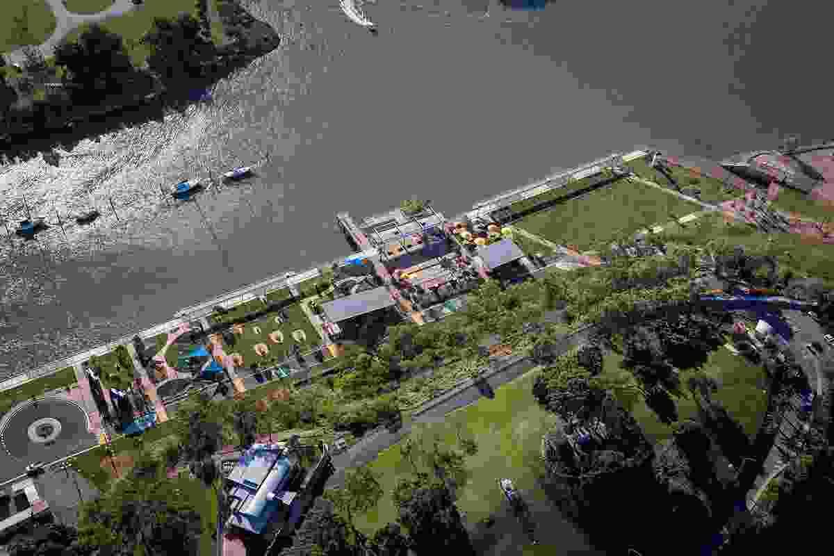 Gladstone East Shores Redevelopment Master Plan by Urbis.