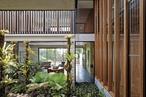 Green at heart: Garden House