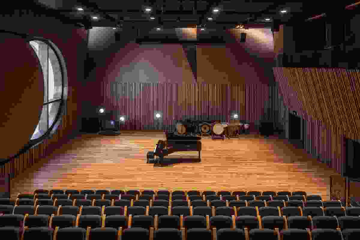 The Marion Mahony Award for Interior Architecture: The Ian Potter Southbank Centre by John Wardle Architects.