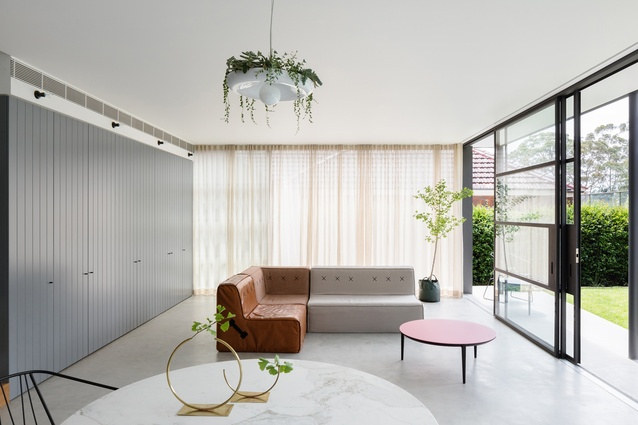 House Au Yeung by Tribe Studio Architects.