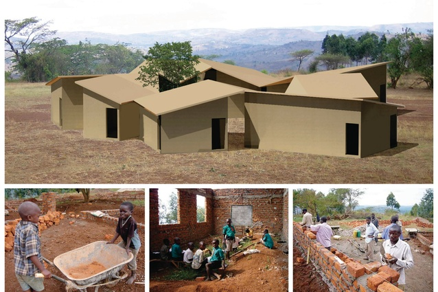School and Home for HIV Orphans in Uganda.