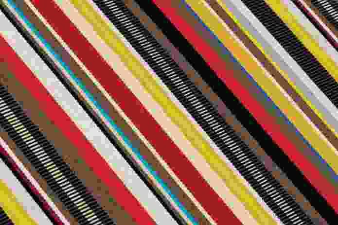 Ottoman Stripe by Paul Smith with Maharam Design Studio.